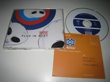 Muse Plug in Baby 5-Track CD 2001 motormusic