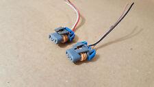 gm connector head light bulb 19257054 01999366 9006 qty2 oem