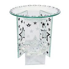 VILLAGE Candle vetro cera fusa BRUCIATORE-STAR DESIGN LIMITED STOCK!