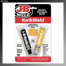 J B Weld New 8276 KwikWeld Setting Steel Reinforced Epoxy - 2 oz.