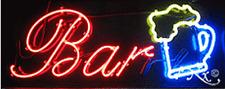 "Brand New ""Bar"" 32x13 W/Logo Real Neon Sign w/Custom Options 10438"