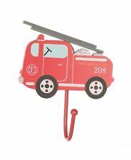 Decorative Fire Truck Transport Hook from Sass & Belle - Novelty Fire Truck Hook