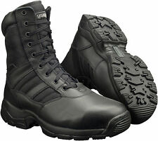Magnum Panther 8.0 ST Black Steel Toe Cap Safety Boots UK Sizes 4 - 13 Security