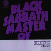 Black Sabbath - Master Of Reality [Deluxe Edition] [Bonus CD] [Remastered] [New