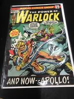 Marvel Comics WARLOCK #3 (1972) Apollo First Appearance, Gil Kane Cover