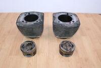 2005 HARLEY DAVIDSON FLSTCI SOFTTAIL Cylinders and Pistons Jugs 95 mm STD