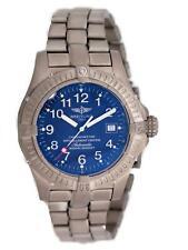 Breitling Avenger Seawolf 44mm Titanium Blue Dial Mens Automatic Watch E17370