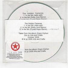 (GG595) The Hidden Cameras, In The NA - 2009 DJ CD