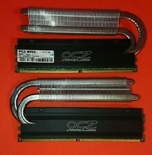 OCZ Reaper X Kit 4 Go (2x 2Go) DDR2 1000Mhz PC2 8000 OCZ2RPX10004GK