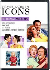 Silver Screen Icons: Broadway Musicals [New DVD] Boxed Set