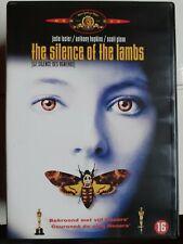 C62 DVD LE SILENCE DES AGNEAUX Anthony HOPKINS Jodie FOSTER