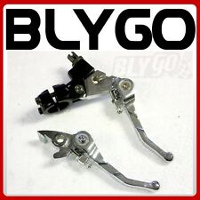 Bifold Short Clutch+ Brake Lever Handle 110cc 125cc 150cc PITPRO Trail DIRT BIKE