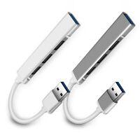 4 Port High Speed USB Expander 3*USB 2.0 USB 3.0 HUB Splitter For Laptop PC