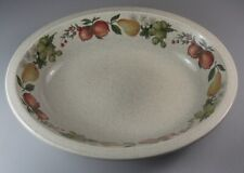"""WEDGWOOD QUINCE FRUIT BOWL 5 1//4/"""" 0605J"""