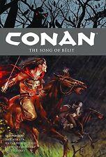 CONAN VOL #16 HARDCOVER SONG OF BELIT Dark Horse Barbarian Comics #19-25 HC