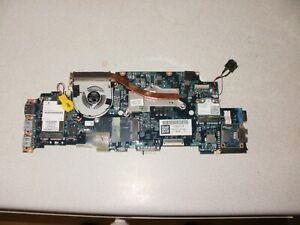 PANASONIC CF-AX2 MOTHERBOARD i5 1.8GHz / 4GB P/N DL31U2161XAA TESTED OK REF E46