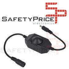 Controlador Dimmer atenuador intensidad Tira LED 12-24VDC SMD 5050 5630 3528