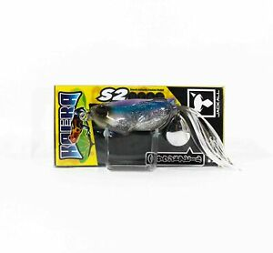 Jackall Kaera S2 Beat Frog Soft Plastic Floating Lure Pinky Glitter (0619)