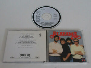 Alabama – The Touch / RCA Victor – 5649-2-R CD ALBUM