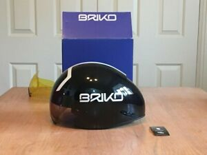 BRIKO TT Triathlete Aero Helmet Cronometro - NEW