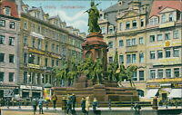 Ansichtskarte Leipzig Siegesdenkmal  (Nr.9615)