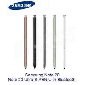 Original Samsung Stylus S Pen Bluetooth N981U N986U Note20 Note20 Ultra OEM NEW