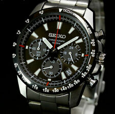 SEIKO Chronograph SSB031P1 SSB031P SSB031 SSB031PC Men's Watch NEW!