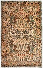 Persische Wohnraum-Teppiche mit Tiermotiven