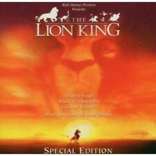 OST/THE LION KING SPECIAL EDITION-ELTON JOHN UVM CD 14 TRACKS SOUNDTRACK NEW+