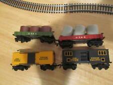 HO Scale Train Lot of 4.Mantua .Union Pacific,