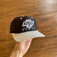 Vintage Los Angeles LA Kings Snapback Hat Cap  Hockey Hat