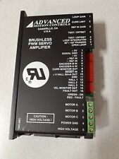 Advanced Motion Controls Brushless Servo, Amplifier BE12A6B