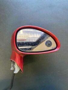 CITROEN C4 2011 - DOOR MIRROR RF 2009 - 2011