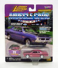 JOHNNY Rayo 1971 Tren DEMON Muscle cars EEUU Die-Cast MOC 1998