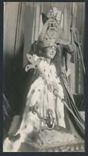 1924 RUTH MALCOMSON Miss America Crowned in Atlantic City Vintage Photo