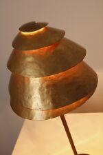 Lampe de table Lampe de lecture dorée Lampe de chevet Éclairage de bureau 66465