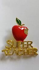 Brooch Super Teacher