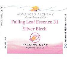 Falling Leaf Essence #31 Release Struggle - Advanced Alchemy 50ml Silver Birch