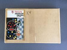 Vintage Invicta Attribute Blocks I.P. 1107 Complete in Original Box