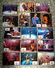 DER VERBOTENE TANZ / THE FORBIDDEN DANCE *  16 Aushangfotos - Ger LC Set  1990
