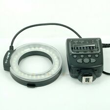 Meike LED Macro Ring Flash FC100 For Nikon Camera DSLR