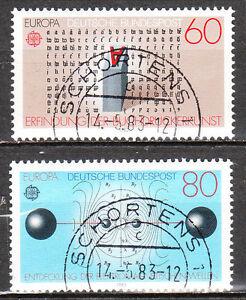 BRD 1983 Mi. Nr. 1175-1176 Gestempelt LUXUS!!!