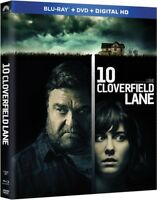 10 Cloverfield Lane [New Blu-ray] With DVD, 2 Pack, Digitally Mastered