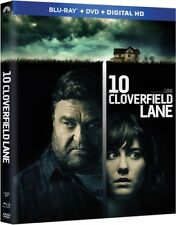 10 Cloverfield Lane [New Blu-ray] With DVD, 2 Pack, Digitally Mastered In Hd