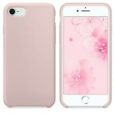 iPhone 7 / 8 Siliconen Hoesje Cover Case Roze Premium