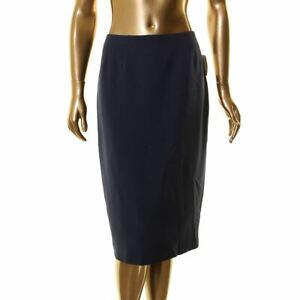 KASPER NEW Women's Crepe Wear To Work Straight, Pencil Skirt TEDO