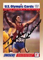 Verzamelkaarten: sport Olympische Spelen RARE 1992/93 ICCOA PATTY WAGSTAFF CARD #30 ~ AREOBATICS ~ OLYMPICS ~ ATHLETES