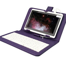 """7"""" Android 4.4 Tablet PC Quad Core 8GB Wi-Fi Dual Camera Bundle Free Keyboard"""