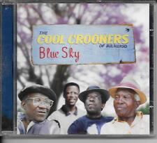 CD ALBUM 14 TITRES--THE COOL CROONERS OF BULAWAYO--BLUE SKY--2001