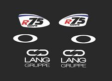 Maverick Vinales 2017 Helmet and Visor Decals/Stickers Moto GP Rossi